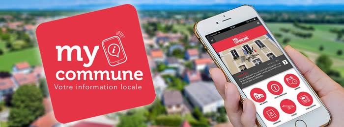 Développement Application mobile iOS - Android myCommune