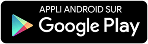 Application mobile pour Android sur Google Play